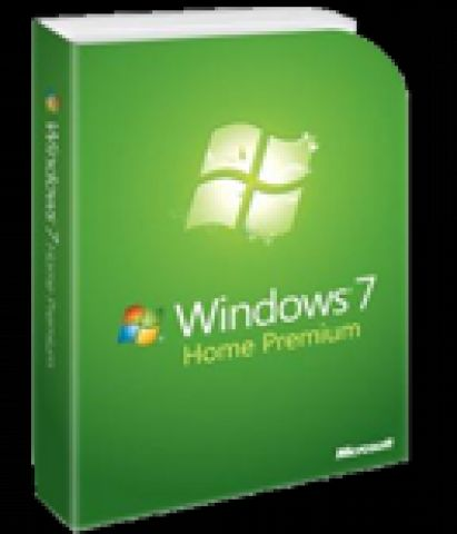 Microsoft Windows 7 Home Premium 32/64bit inkl. SP1 W7-Home-64